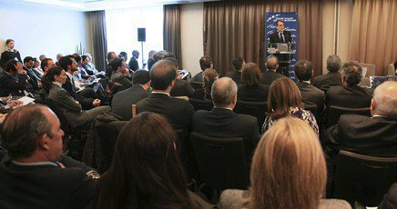 The conference of President Mas in Brussels