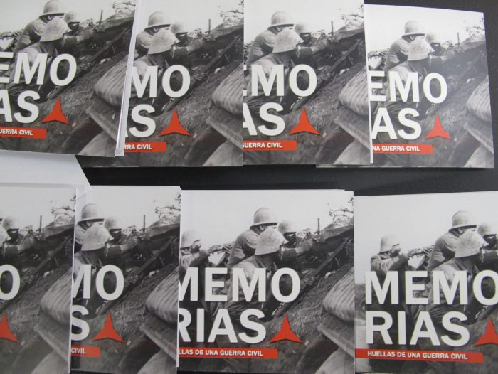 Presentació del documental 'Memorias' (24/02/2016)