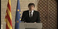 President Puigdemont statement in English (20/09/2017)