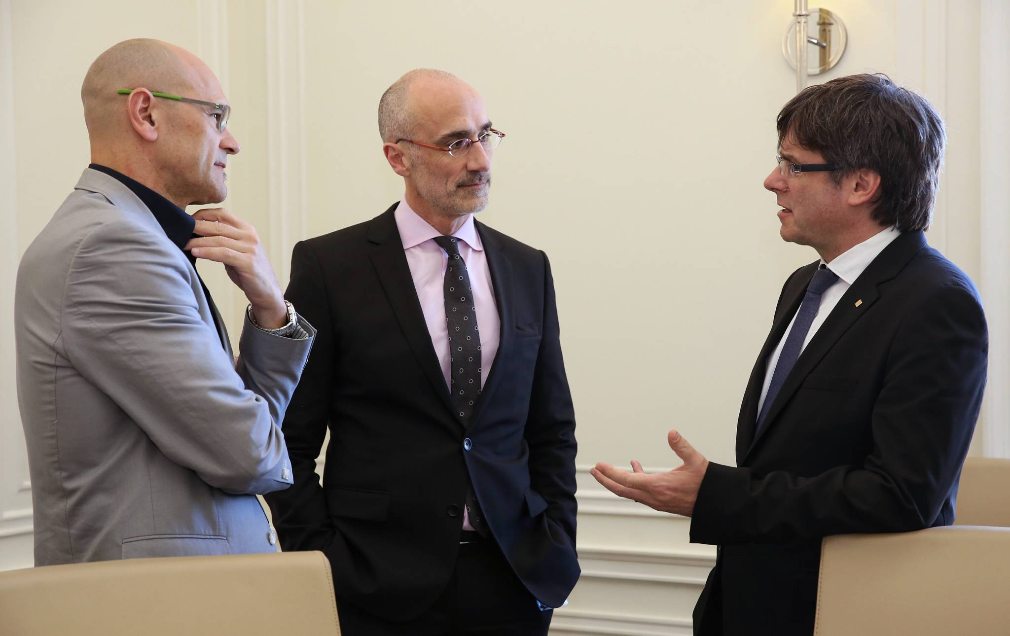 Meeting with Arthur Brooks, president of the American Enterprise Institute