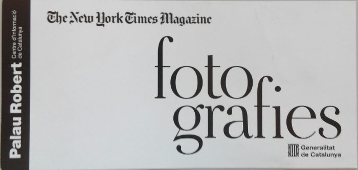 The New York Times Magazine. Fotografies
