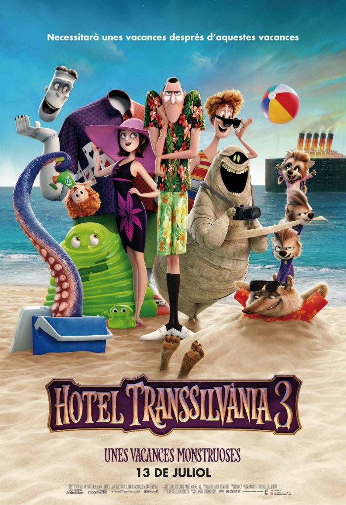 HOTEL TRANSILVÀNIA 3. (EN CATALÀ)