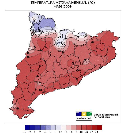 Delta Del Llobregat Mapa en el Delta Del Llobregat