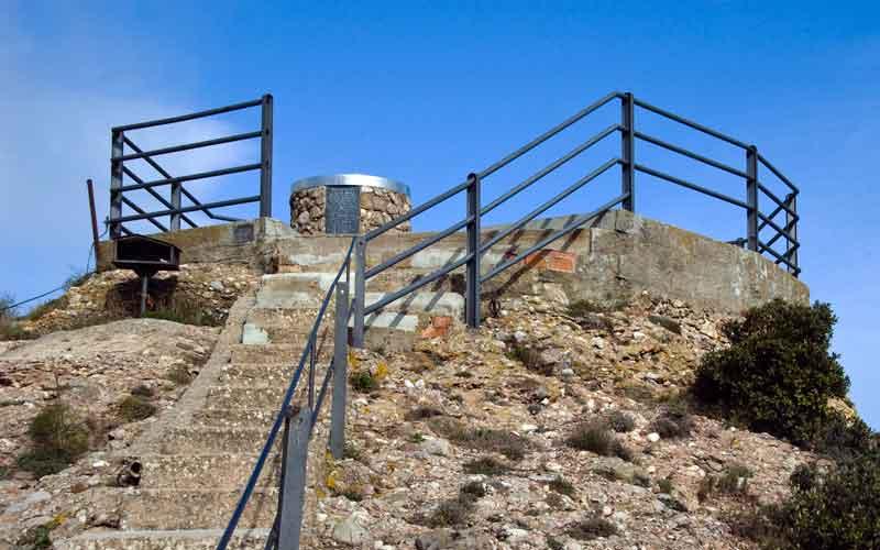 Resultado de imagen de mirador de Sant Jeroni